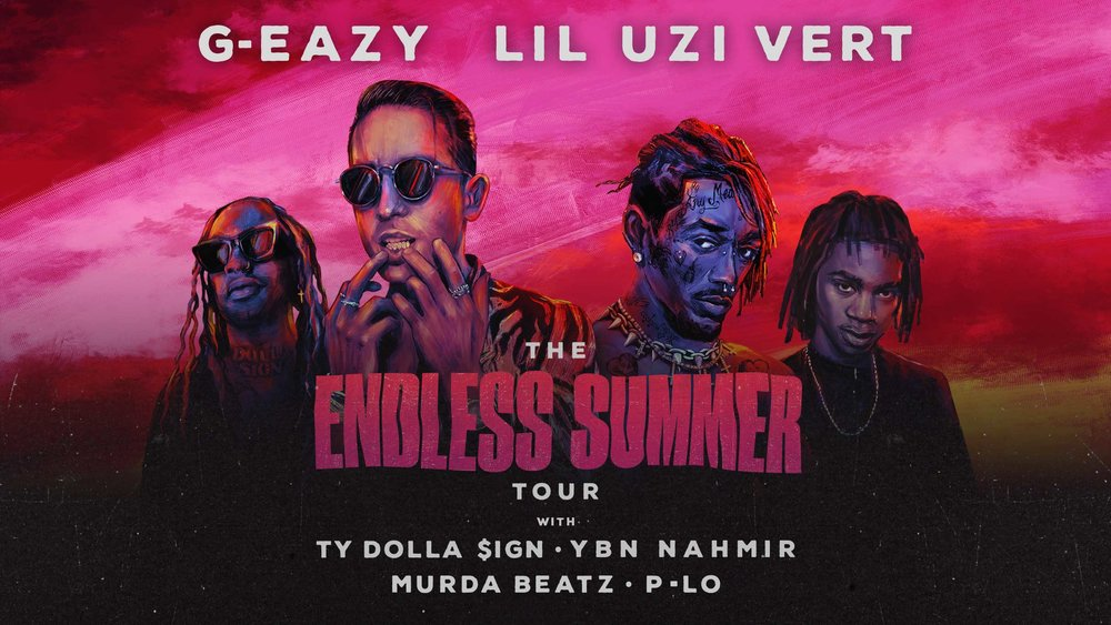 Go Live G Eazy Lil Uzi Vert Ty Dolla Sign Make Endless Memories In Va Beach The Vinyl